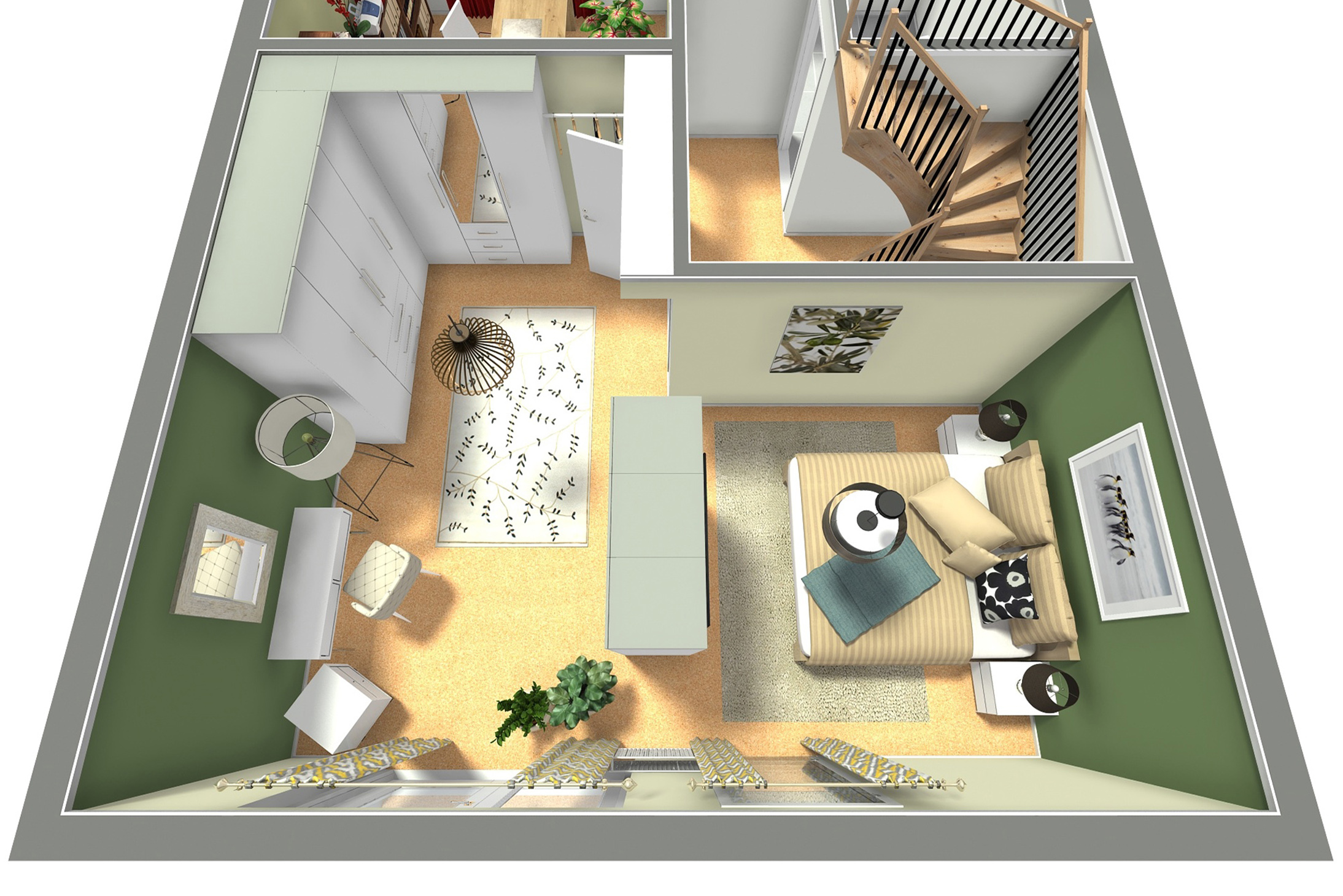 Referenzen_17__3D-Grundriss_Ankleide-Schlafzimmer_Hauptbild